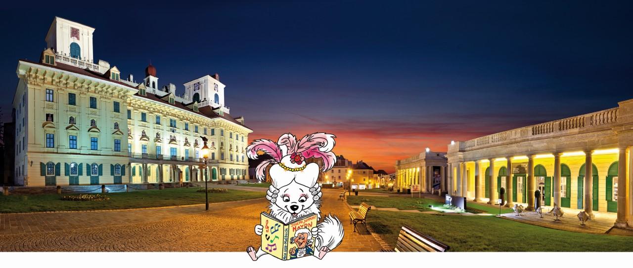 Esterházy verlost tolle Preise für vier Ausflugsziele im Burgenland!