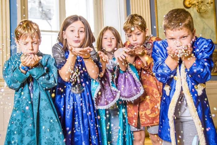 Gewinne mit mamilade & Esterházy einen spannenden Kindergeburtstag!